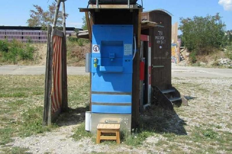 ساخت سیستم جدید تصفیه آب در محل
