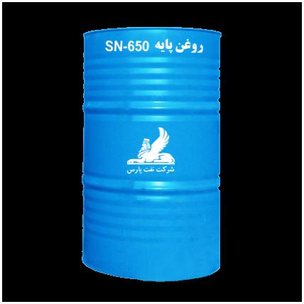 روغن پايه SN-650
