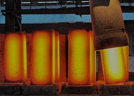صنايع فولاد و كانيهاي فلزي