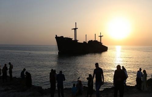کشتیهای خارجی در خلیج فارس خود را ملزم به مسائل زیست محیطی نمیداند